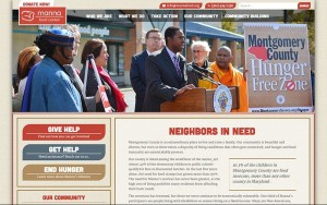 Manna Neighbors in Need page